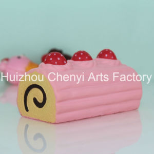 Slow Rebound Exquisite Artificial Cake PU Foam pictures & photos