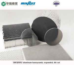 Aluminium Honeycomb Core Sheet (HR1130)