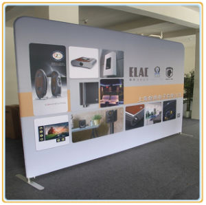 Portable Stretch Tension Trade Show Display (17FT Straight)