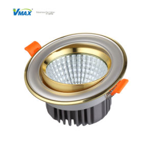 New Product CRI>80ra Lm>80 Clear Recessed LED Ceiling Light pictures & photos