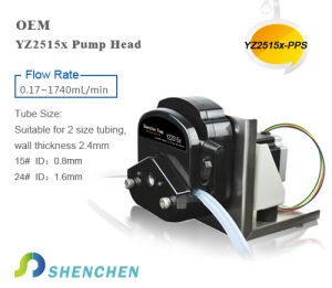 Medical Peristaltic Dosing Pump with Stepper Motor