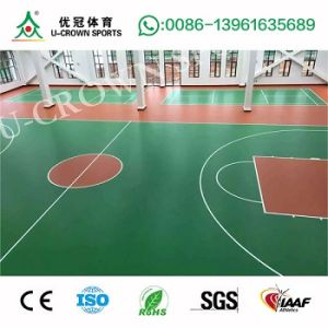Indoor Outdoor Sports Court Floor Tennis Court Sports Flooring