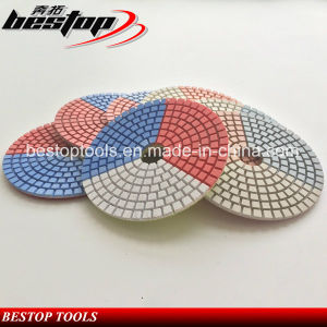 Diamond Polishing Pads for Polishing Granite Marble pictures & photos