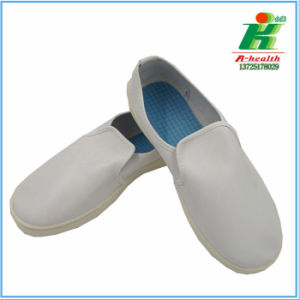 Antistatic PVC Leather Shoes for Workshop pictures & photos