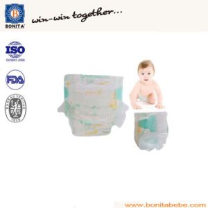 High Absorbent Disposable Velcro Baby Diaper