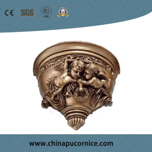 Artistic Polyurethane Decorative Exotic Corbels for Interior Decoration