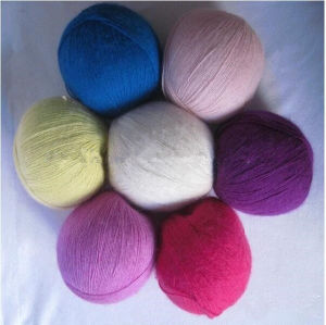 Weaving Mulberry Silk Yarn for Stocking, Dress, Scarves Spun Yarn