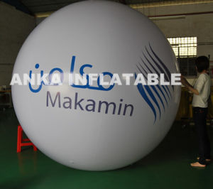 Giant Inflatable PVC Sphere Slogon Balloon pictures & photos
