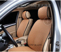 Leather Car Seat Cover Simple Style Ecology