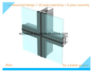 Envrimental Protection Invisble Curtain Wall