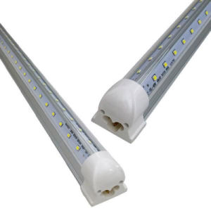 18W 24W 36W 48W 270 Degree Intergrated V-Shaped T8 LED Tube Light pictures & photos