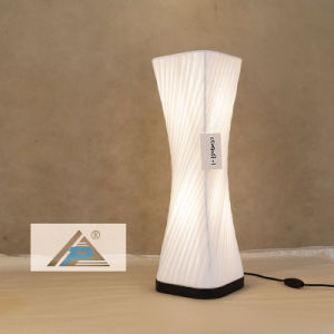 PE Fabric Table Lamp for Decoration (C5007257-1) pictures & photos