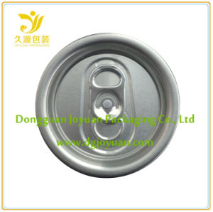 Sot 206# Aluminum Easy Open End Beverage Lid Eoe pictures & photos