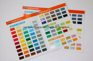 China Promotional Pantone Colours Color Catalog For Advertising