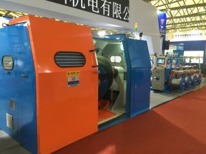 China Core Cable Wire One Time Twisting Machine - China Twister ...