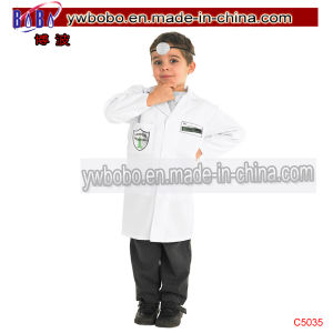 Childrens Doctor Costume for Hospital Carry on Fancy Dress (C5035) pictures & photos