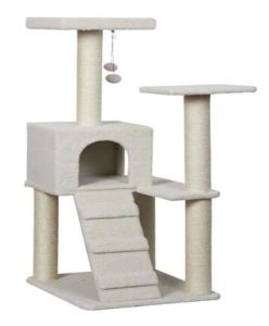 a8e6bbfb092b China Cat Scratcher Tree House Toys Scratching Post (KG0039) - China ...