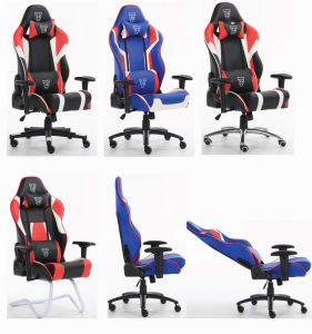 Popular Gaming Office Chair With 2D Armrest Racing Style Gaming Office Chair pictures & photos