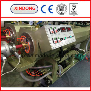 LDPE Pipe Production Line LLDPE Conduit Pipe Extruder pictures & photos