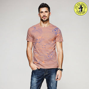 Wholesale Latest Design OEM Service 100% Cotton Summer Shirts for Men Pictures Short Sle pictures & photos
