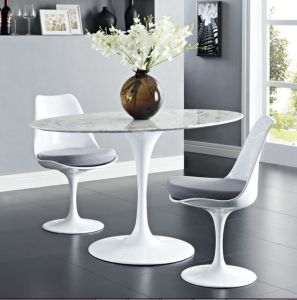 China Tulip Marble Table
