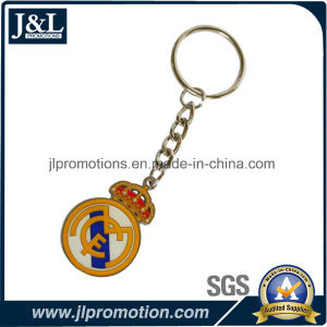 High Quality Metal Keychain with Soft Enamel Good Quality pictures & photos