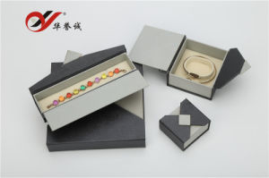 Cardboard Necklace Box and Bangle Packaging pictures & photos