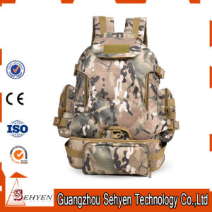 Outdoor Wild War Camo Tactical Bag Tactical Backpack for Army pictures & photos