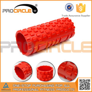 Wholesale PVC Roller Exercise Yoga Roller Foam Roller (PC-FR1009) pictures & photos