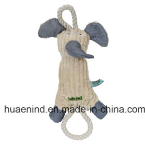 Plush Animal Cotton Rope Dog Toy pictures & photos