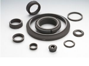 Pressureless Sintered Silicon Carbide (SSiC) mechanical Seal Rings