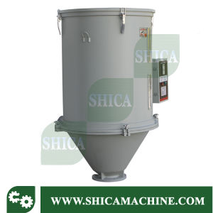 Cheap Price 400kg Capacity Industrial Plastic Drying Plant Hopper Dryer pictures & photos