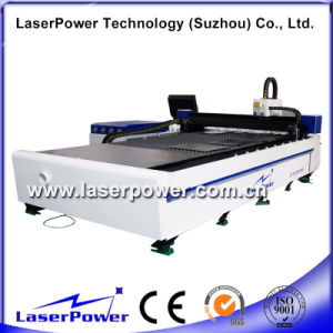 High Speed 500W Fiber Laser Cutting Machine for Carbon Steel