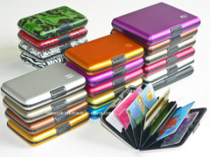 Factory Whole Sell Bank Card Wallet, Security Credit Card Wallet pictures & photos
