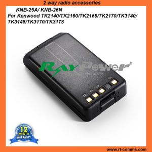 KNB-25A Battery Pack for Tk2140/2160/2168/2170/270g/278/Tk3107/3102 pictures & photos