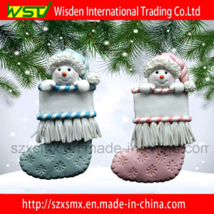 Hot Promotional Christmas Craft Gifts for Home Decoration Indoor