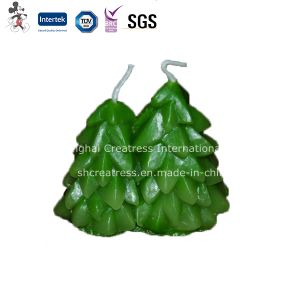 Factory Wholesale Price for Christmas Tree Candle pictures & photos