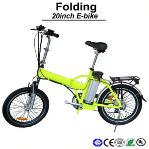 Famous Brand Parts Electric Bike China Manufacturer Bicycle Electric Scooter (TDN01Z) pictures & photos