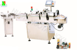 Mpc-as Vertical Round Bottle Self-Adhesive Labeling Machine pictures & photos