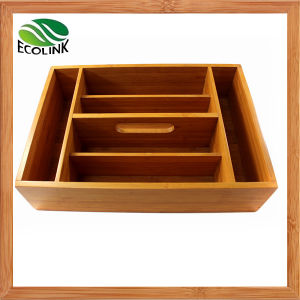 Bamboo Bread Box/ Storage Box pictures & photos