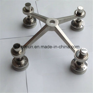 4 Arms Stainless Steel Glass Spider Fitting, Spider Bracket (HR220A-4) pictures & photos