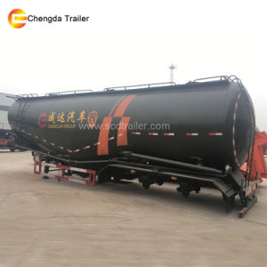 Cement Truck Powder Semi Trailer pictures & photos