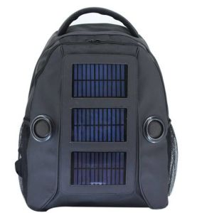 New Product Bluetooth Speaker Solar Bag pictures & photos