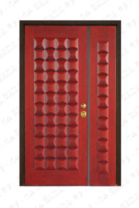 Burglarproof Door for Entrance Room
