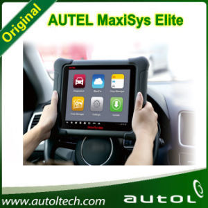 Original Autel Maxisys Elite Auto Diagnostic Tool and ECU Programming pictures & photos