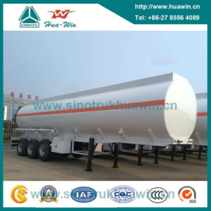 Sinotruk Huawin 38 Cbm Fuel Tank Semi Trailer pictures & photos
