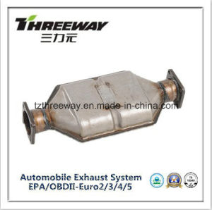 Three Way Catalytic Converter Direct Fit For Gm 2205c Pictures Photos