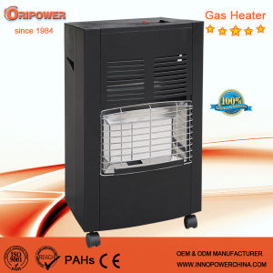 Portable Ceramic Mobile Gas Heater 4200W with CE pictures & photos