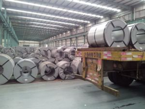 Baosteel B27p100 CRGO Material Coil pictures & photos