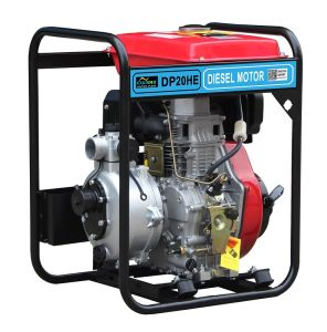 2 Inch High Pressure Diesel Water Pump 4-Stroke Air-Cooled pictures & photos